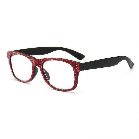 1.0 1.5 2.0 2.5 3.0 3.5 4.0 TR90 Blue Light Blocking Resin Ultra Light Retro Reading Glasses