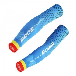 1Pair Men Women Sunscreen Cycling Fishing Cooling Arm Sleeves Sweatproof Breathable