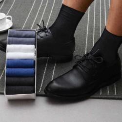 4 Pairs Men Women MODAL Breathable Anti Skid Crew Sock Outdoor Soft Athletic Socks for Sport