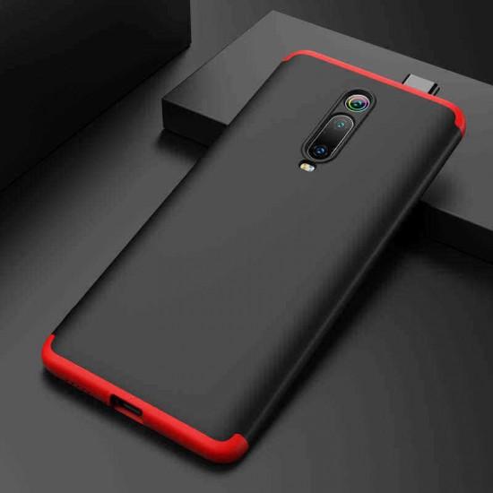 Bakeey 3 in 1 Double Dip 360° Hard PC Full Protective Case For Xiaomi Mi9T / Xiaomi Mi 9T Pro / Xiaomi Redmi K20 / Redmi K20 Pro