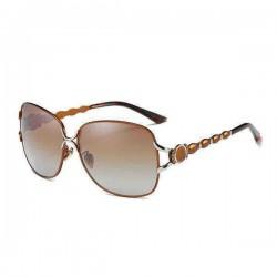 Bunte Lens Sunglasses Polarisierte Sonnenbrille Frauen Anti-UV400 Outdoor Sports Eyewear
