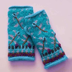 Casual Knit Gloves Handwarmers Glove