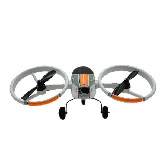 FrSky VANTAC ROVER3 Tilt-Rotor FPV Tricopter with XSRF30 FC XSR RX RC Airplane ARF Already to Fly