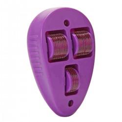 0.5mm Micro Needle Roller Derma Stimulation Anti Aging Tighten Skin Body Slimming Scar Remove