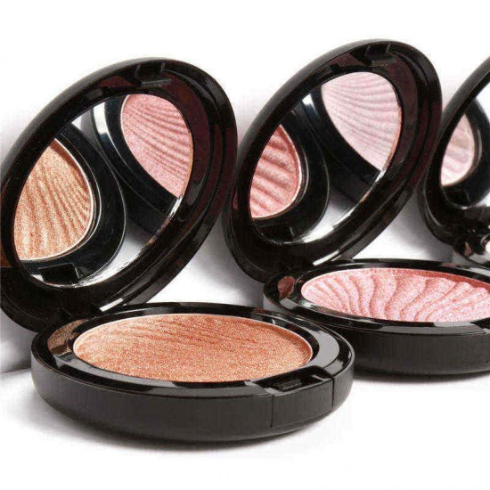 FOCALLURE Face Highlighter Palette Pressed Loose Powder Bronzer Highlighter Face Cosmetics Tools